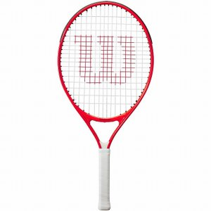 ウィルソン(Wilson) 2021 ROGER FEDERER23 ロジャーフェデラー23 (190g) 海外正規品 硬式ジュニアテニスラケット WR054210H-レッド(21y3m)[AC]|amuse37