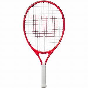 ウィルソン(Wilson) 2021 ROGER FEDERER21 ロジャーフェデラー21 (180g) 海外正規品 硬式ジュニアテニスラケット WR054110H-レッド(21y3m)[AC]|amuse37