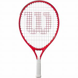 ウィルソン(Wilson) 2021 ROGER FEDERER19 ロジャーフェデラー19 (165g) 海外正規品 硬式ジュニアテニスラケット WR054010H-レッド(21y3m)[AC]|amuse37