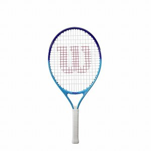 ウィルソン(Wilson) ULTRA BLUE23 ウルトラブルー23 (205g) 海外正規品 硬式ジュニアテニスラケット WR053710H-ブルー(21y3m)[AC]|amuse37