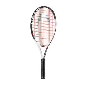 【ジョコビッチ・カラー】ヘッド 2017 スピード25(グラファイト素材)233517 (海外正規品) 硬式テニスラケット(Head Speed Junior 25)【2016年09月登録】|amuse37