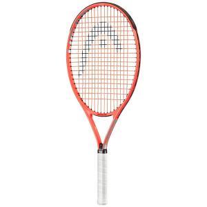 ヘッド(HEAD) 2021 RADICAL JR 25 ラジカルジュニア25 (240g) 海外正規品 硬式ジュニアテニスラケット 235111-オレンジ(21y3m)[AC]|amuse37