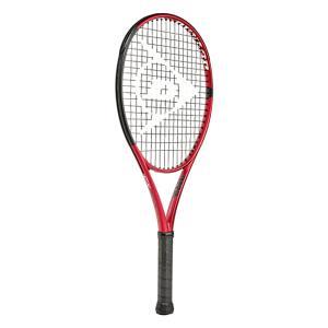 ダンロップ(DUNLOP) 2021 CX200 JNR26 シーエックス200 ジュニア26 (250g) 硬式テニスジュニアラケット 21DCX200JNR26-レッド×ブラック(21y3m)[AC]|amuse37