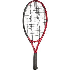 ダンロップ(DUNLOP) CX JNR 21 シーエックスジュニア 21 (185g) 国内正規品 硬式テニスジュニアラケット 21DCXJNR21-レッド×ブラック(21y2m)|amuse37