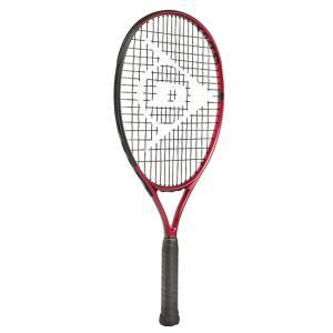 ダンロップ(DUNLOP) CX JNR 23 シーエックスジュニア 23 (200g) 国内正規品 硬式テニスジュニアラケット 21DCXJNR23-レッド×ブラック(21y2m)|amuse37