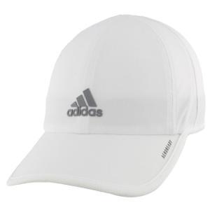 アディダス(adidas) レディース AEROREADY エアロレディ UVカット キャップ 015805-EX7335 ホワイト(21y2mトレーニング)|amuse37