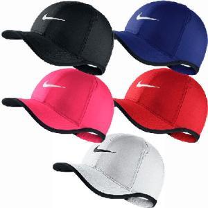ナイキ ジュニア フェザーライト テニスキャップ 739376【全5色】 (Nike Junior Featherlight Hat)【2016年4月登録】|amuse37