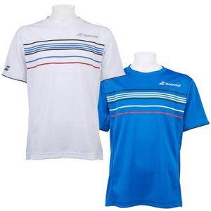 在庫処分特価】バボラ(Babolat) ジュニア(ボーイズ) ゲームシャツ 半袖Tシャツ BTJOJA00(21y4mテニス)|amuse37