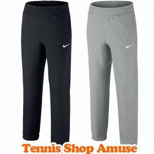 在庫処分特価】ナイキ(Nike)ジュニア(ボーイズ)ベーシック スウェットパンツ (619089) 【テニスウェア】