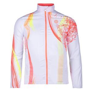 BIDI BADU(ビディバドゥ) 2020 FW ジュニア(ボーイズ) フィナン(Finan) テック 長袖ジャケット B199011202-WHN ホワイト×ネオン(21y2mテニス)|amuse37