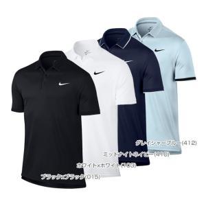 在庫処分特価】【日本サイズ】ナイキ(NIKE) 2018 メンズ コート テニス ドライ ポロシャツ 830850【2018年4月登録】