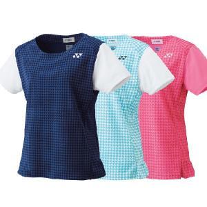 在庫処分特価】ヨネックス(YONEX) ウィメンズ シャツ 20335 ベリークール採用【テニスウェア】