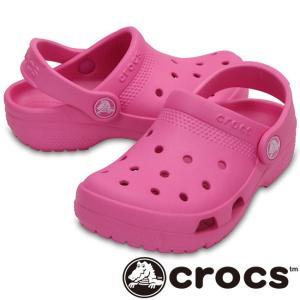 クロックス(crocs) キッズ クラシック クロッグ ジュニアサンダル Kids Classic ...