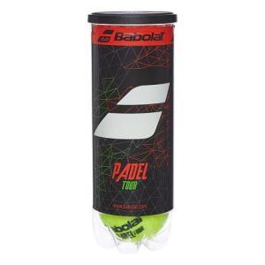[パデルボール]バボラ(Babolat) Padel Tour (パデルツアー) 1缶3球入り パデルボール (19y4m)|amuse37