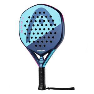 ヘッド(HEAD) グラフィン 360 ガンマ モーション (360g) ライトブルー×ピンク 海外正規品 パデルラケット 228179(19y4m)|amuse37