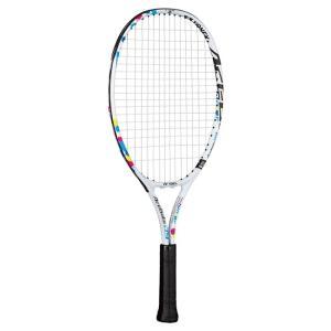 [ソフトテニス ジュニア用]ヨネックス(YONEX) 2020 エースゲート 59 (ACEGATE 59) 国内正規品 ソフトテニスラケット ACE59G-011 ホワイト(20y3m)[AC]|amuse37