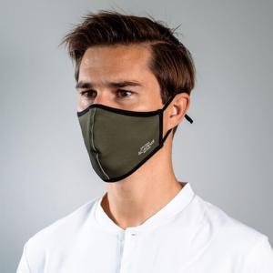 ラファエル・ナダル(Rafa Nadal) 大人用 RAFA NADAL ACADEMY 布製スポーツマスク カーキ (21y3m)|amuse37