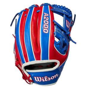 [ドミニカ共和国]ウィルソン(Wilson) 2021 A2000シリーズ カントリープライド 限定版 1786 11.5インチ 内野手用グローブ WBW100304115-DOMINICAN(21y2m)|amuse37