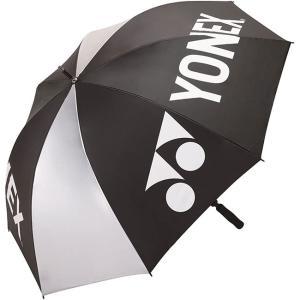ヨネックス(YONEX) ゴルフパラソル 晴雨兼用 80cm GP-S12-076 ブラック×シルバー(21y3m)|amuse37