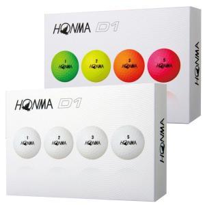本間ゴルフ HONMA D1 ゴルフボール