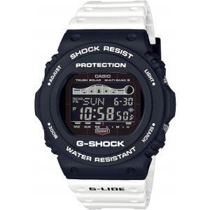 CASIO/カシオ G-SHOCK Gライド 電波ソーラー 腕時計 GWX-5700SSN-1 海外モデル ◆|amuseland