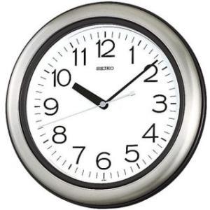 セイコークロック 掛け時計 キッチン バスクロック クオーツ KS463S|amuseland