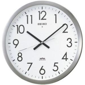 セイコークロック 掛け時計 スイープ 電波時計 ツイン・パ オフィスタイプ KS266S|amuseland