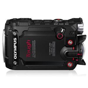オリンパス アクションカメラ STYLUS TG-Tracker [ブラック]