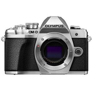 オリンパス ミラーレスデジタル一眼カメラ OM-D E-M10 Mark III ボディ [シルバー]|amuseland