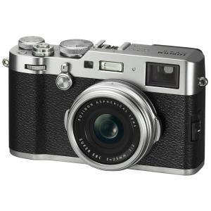 【主な特徴】 ◆「X シリーズ」最高の解像力を誇るイメージセンサーと、高速画像処理エンジン「X-Pr...