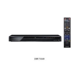 東芝 ブルーレイレコーダー REGZAブルーレイ DBR-T3008 [3TB]|amuseland