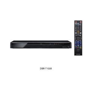 東芝 ブルーレイレコーダー REGZAブルーレイ DBR-T1008 [1TB]|amuseland