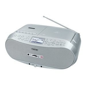 SONY CDラジオカセット メモリーレコーダー CFD-RS501