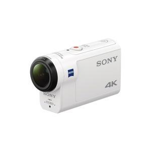 SONY デジタル4Kビデオカメラレコーダー アクションカム FDR-X3000|amuseland