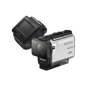 SONY デジタル4Kビデオカメラレコーダー アクションカム FDR-X3000R|amuseland