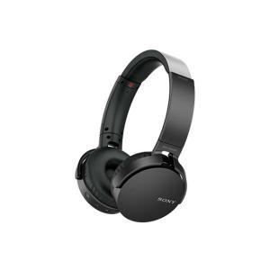 SONY ワイヤレスステレオヘッドセット MDR-XB650BT (B) [ブラック]|amuseland