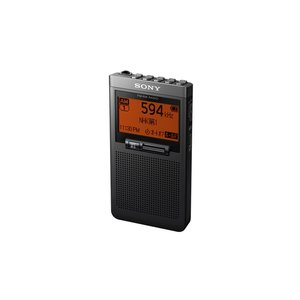 SONY FMステレオ/AM PLLシンセサイザーラジオ SRF-T355