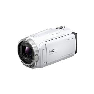 SONY デジタルHDビデオカメラレコーダー HDR-CX680 (W) [ホワイト]|amuseland