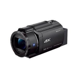 SONY デジタル4Kビデオカメラレコーダー FDR-AX45 (B) [ブラック]|amuseland