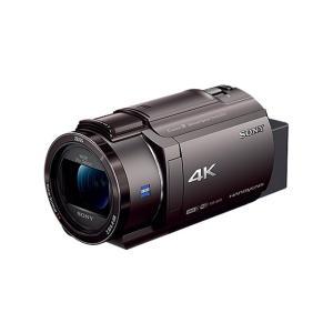 SONY デジタル4Kビデオカメラレコーダー FDR-AX45 (TI) [ブロンズブラウン]|amuseland