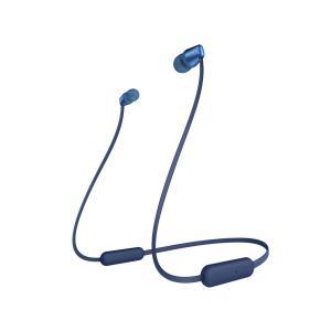 SONY Bluetoothワイヤレスステレオヘッドセット WI-C310 (L) [ブルー]