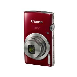 CANON コンパクトデジタルカメラ IXY 200 [レッド]|amuseland