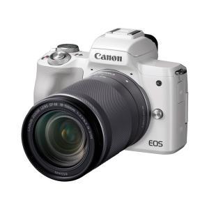 「EOS Kiss」ブランドを冠した初のミラーレスカメラに、高倍率ズームレンズ「EF-M18-150...