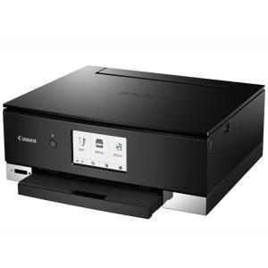 CANON インクジェットプリンター PIXUS TS8230 [ブラック]|amuseland