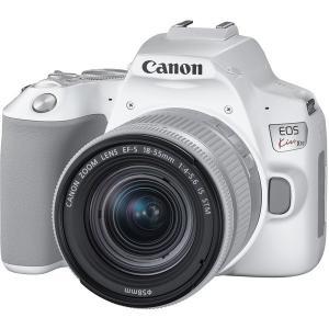 CANON デジタル一眼レフカメラ EOS Kiss X10 EF-S18-55 IS STM レンズキット [ホワイト]|amuseland