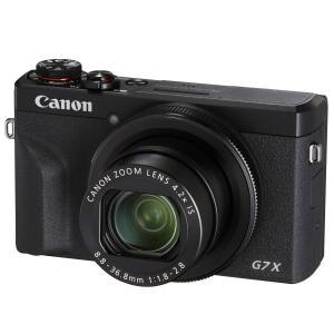 CANON キャノン PowerShot G7 X Mark III ブラック コンパクトデジタルカメラ|amuseland