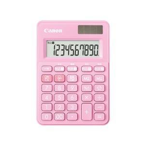 CANON キャノン 電卓 LS-100WT-SP ストロベリーピンク 軽減税率対応|amuseland