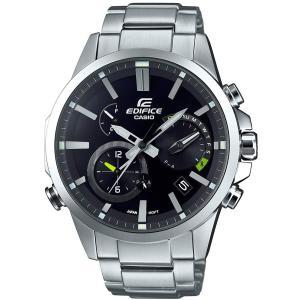 CASIO/カシオ EDIFICE/エディフィス Bluetooth モバイルリンクスマートフォン腕時計 EQB-700D-1AER 海外モデル ◆|amuseland