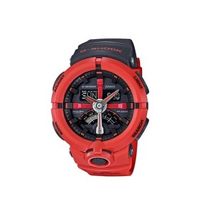 CASIO/カシオ G-SHOCK パンチングパターン 腕時計 GA-500P-4ADR 海外モデル ◆|amuseland
