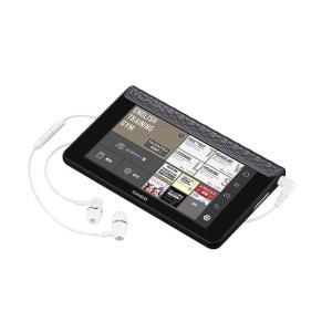 カシオ デジタル英会話学習機 エクスワードライズ XDR-S1GY [メタリックグレー]|amuseland
